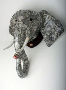 Elephant, Apple & Ladybird