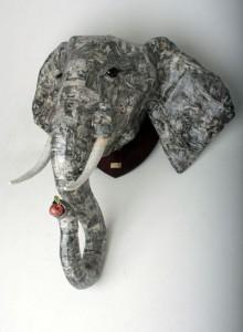 Elephant, Apple & Ladybird